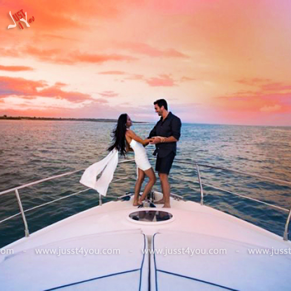 Private Yacht Candlelight - Jusst4you