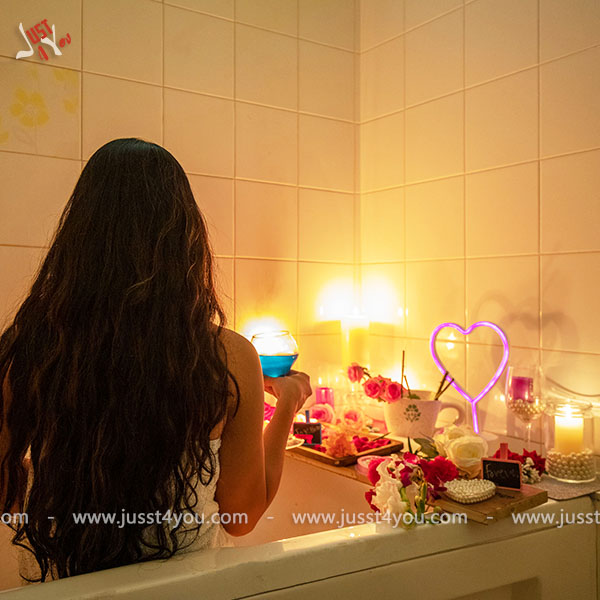 room decoration with bathtub - Jusst4you