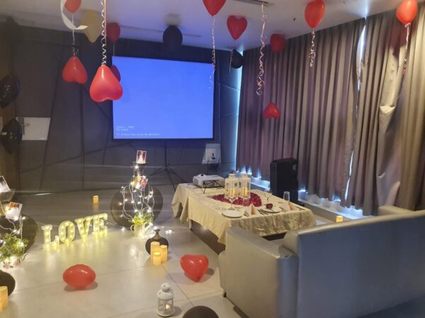 Romantic Movie Delight in Andheri East - jusst4you